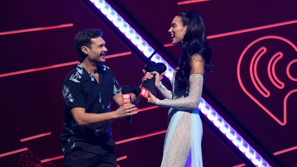 Dua Lipa Receives iHeartRadio Titanium Award For 'Levitating'