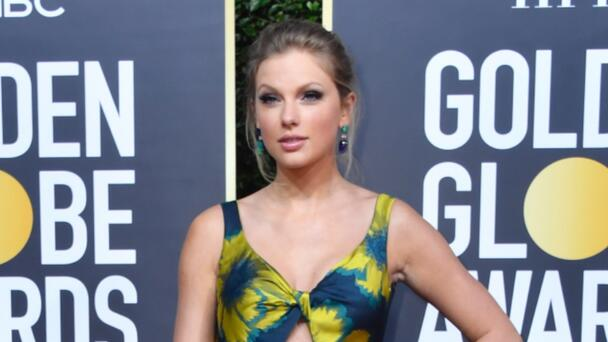Taylor Swift Says Her Hands Will 'Never Write The Same' After Signing CDs