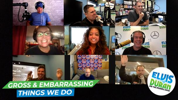 The Incredibly Gross And Embarrassing Things We Do