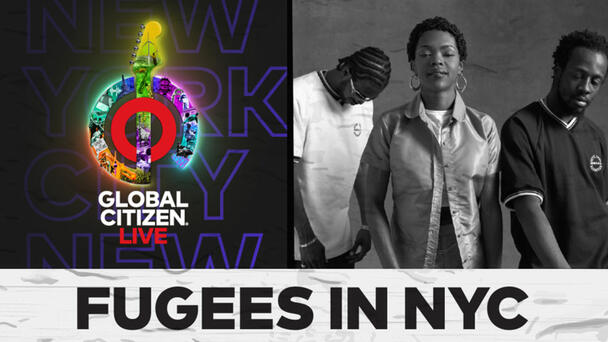 Fugees TOMORROW AT A SECRET LOCATION in NYC - Find out how you can earn your tickets!