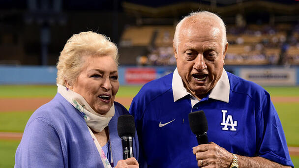 Jo Lasorda, Widow of Former L.A. Dodgers Manager Tommy Lasorda, Dies at 91