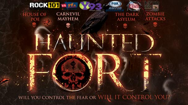 411 on Haunted Fort 2021