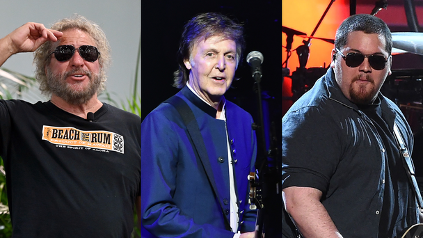 Sammy Hagar Says Wolfgang Van Halen Reminds Him Of Paul McCartney