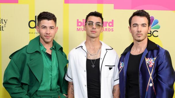 The Jonas Brothers Take Fans Back To 2006 For New Charity Collaboration