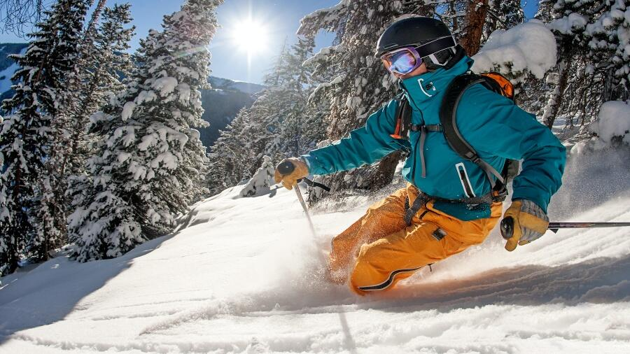 Planning To Ski In Park City? You'll Need A COVID-19 Vaccination   iHeartRadio