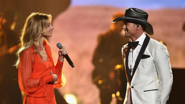 Tim McGraw Gushes Over Faith Hill In Adorable Birthday Message