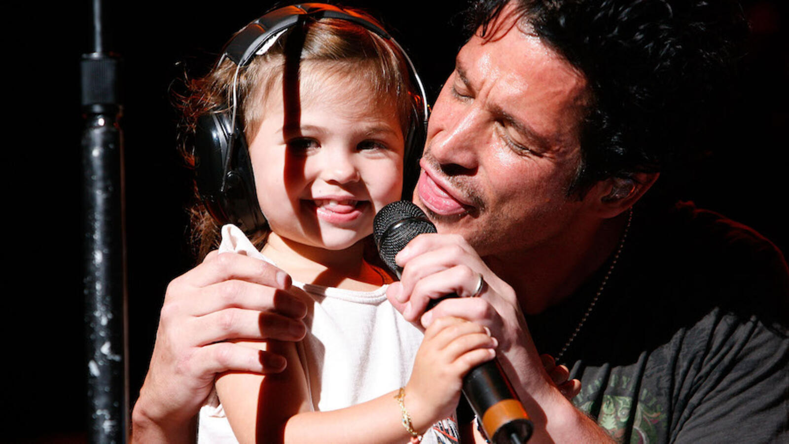 Watch Chris Cornell And Daughter Toni Sing In Never-Before-Seen Home Videos
