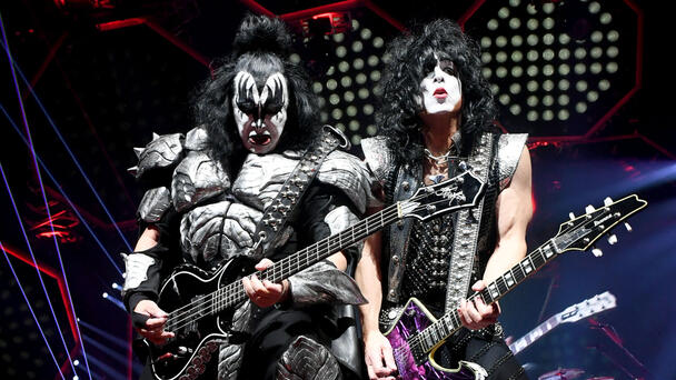 KISS Biopic Will Get Theatrical Release, Then Land At Netflix