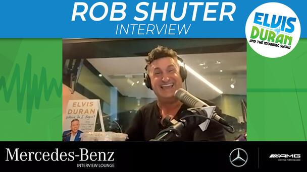 Celebrity Gossip Rob Shuter Talks JLo & Ben Affleck + New Self Help Book