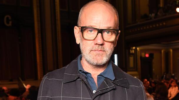Michael Stipe Refers To R.E.M. Reunion Hopes As 'Wishful Thinking'