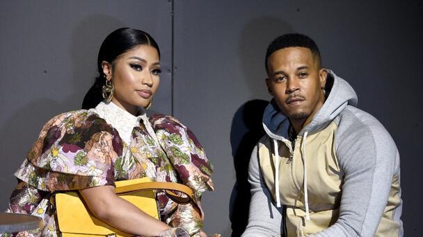 Nicki Minaj's Husband's Rape Victim Speaks Out On 'The Real'