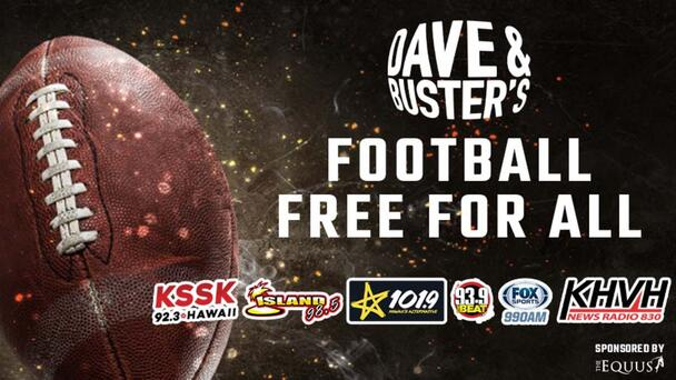 Football Free For All