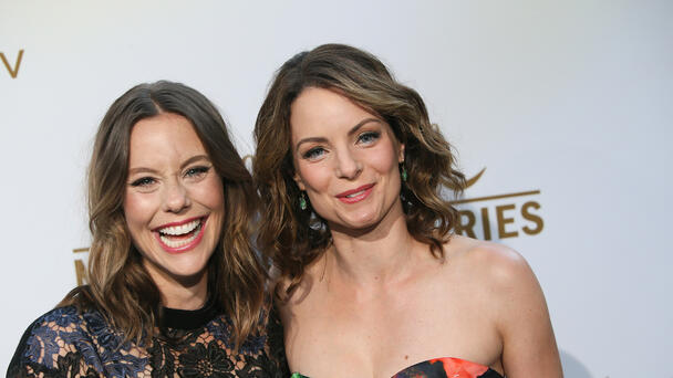 Kimberly Williams-Paisley Starring In Hallmark Christmas Movies With Sister