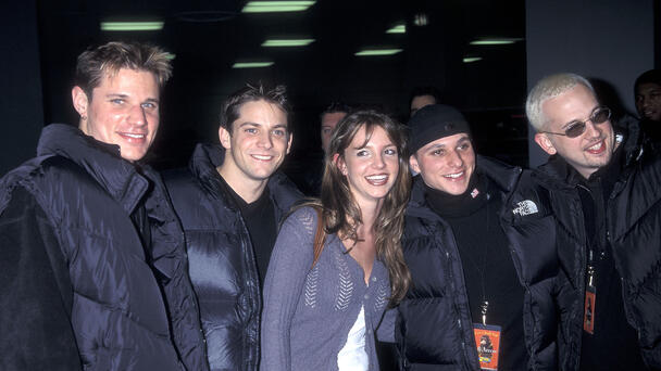 98 Degrees Regrets Not Collaborating With Britney Spears