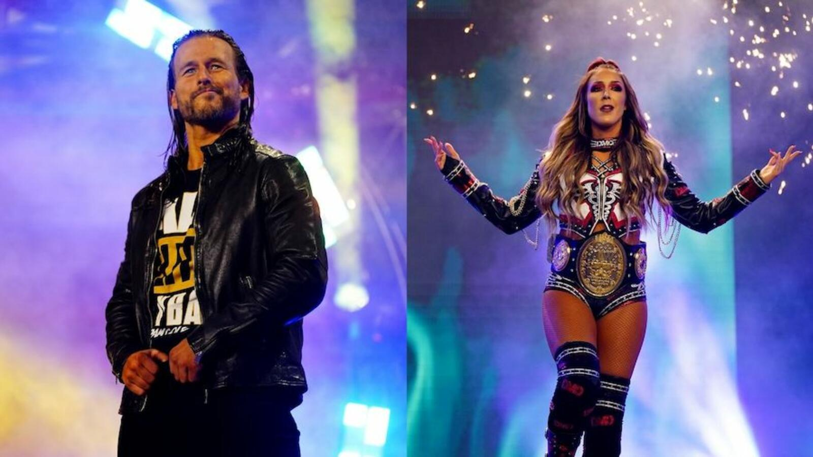 Adam Cole Details NXT's Interest In Signing Girlfriend Britt Baker