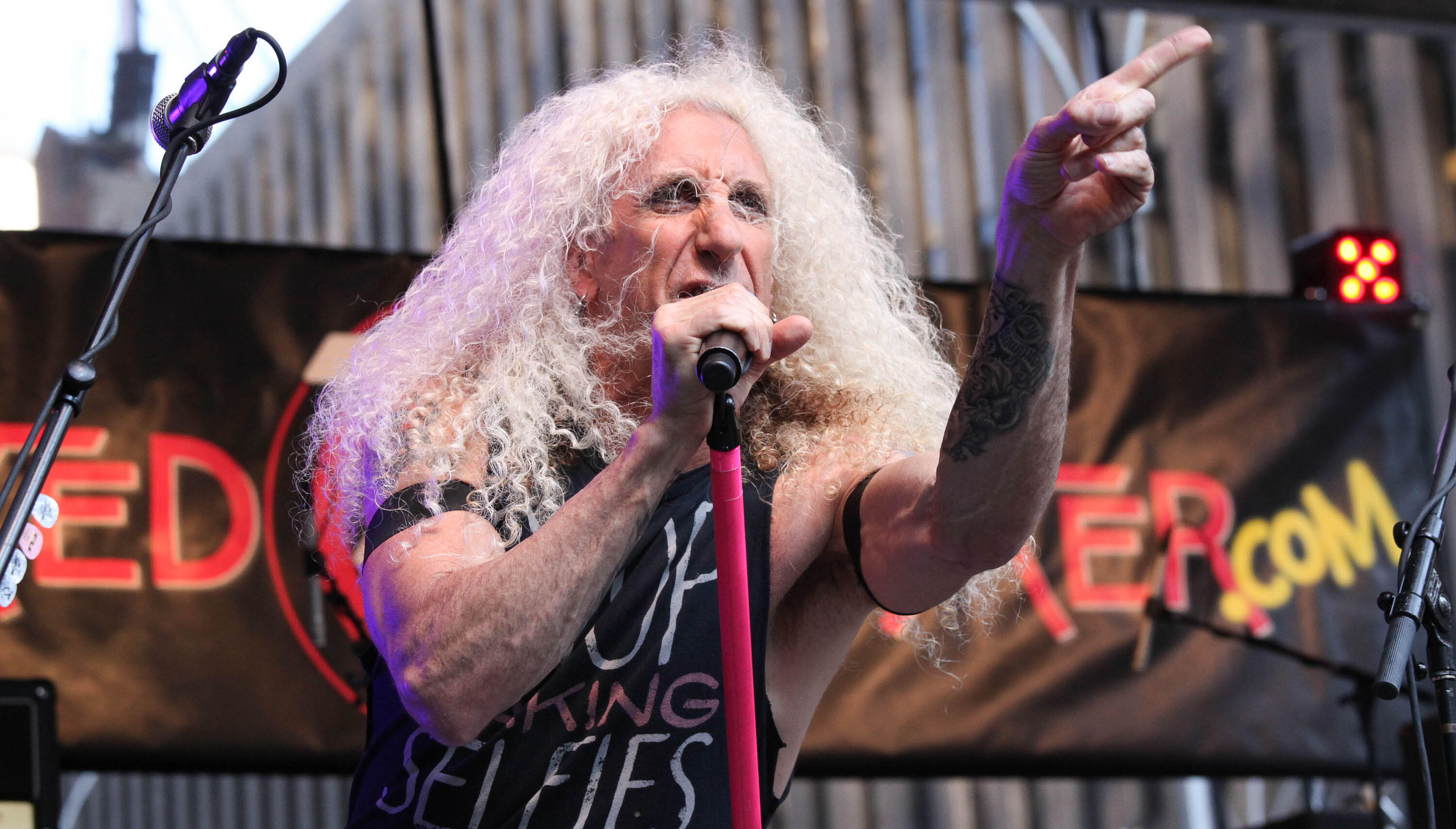 Dee Snider Says Hair Bands Got What They Deserved When Grunge Crushed Them