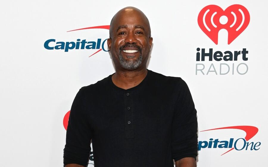 Darius Rucker Opens Up About Country Music Becoming More Inclusive