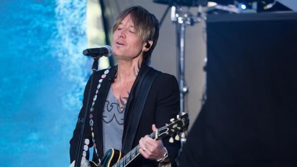 Keith Urban's 'Wild Hearts' Was Partially Inspired By A Johnny Cash Concert