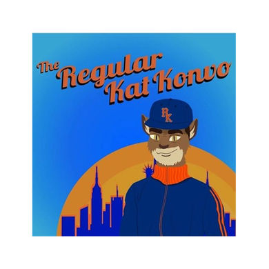 Regular Kat Radio logo