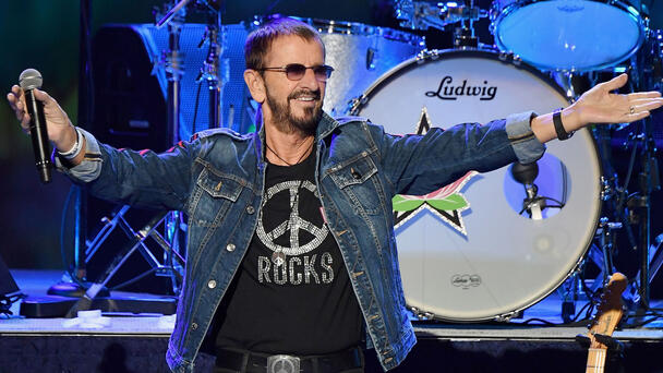 Ringo Starr Can't Get Enough Of Peter Jackson's Upcoming Beatles Doc
