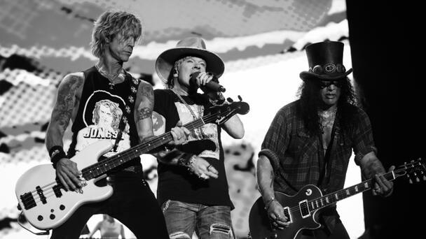 Guns N' Roses Release New Single 'Hard Skool'