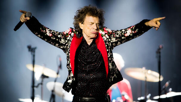 Mick Jagger Isn't Thinking About Touring Next Year: 'Anything Could Happen'