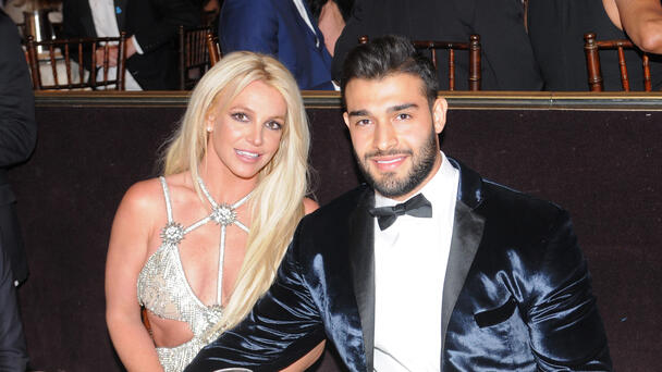 Sam Asghari Calls Out Netflix For Upcoming Britney Spears Documentary