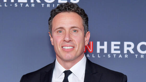 Chris Cuomo Accused Of Sexual Harassment By Former Boss