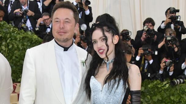 Elon Musk Reveals He And Grimes Have Split After Three Years Together