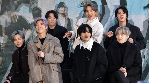 BTS Encourage Fans To Go Out And Get Their COVID-19 Vaccinations