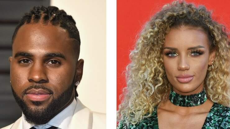Jason Derulo And Jena Frumes Call It Quits Four Months After Son's Birth | Max 106.3 - KFI AM 640