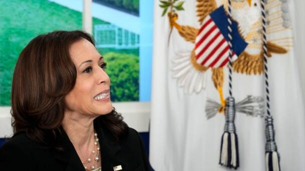 Kamala Harris' Appearance On 'The View' Goes Remote After COVID-19 Results