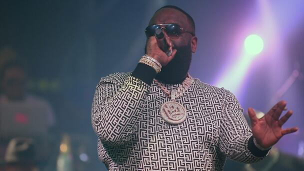 Rick Ross' New Book Teaches Readers How To Build An Empire
