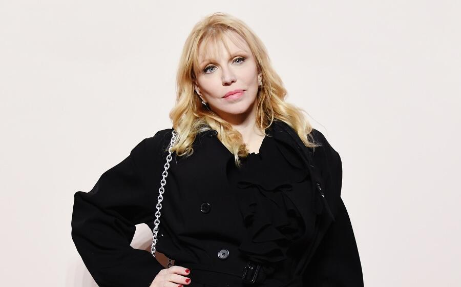 Courtney Love Opens Up About Nirvana's 'Nevermind' For The First Time