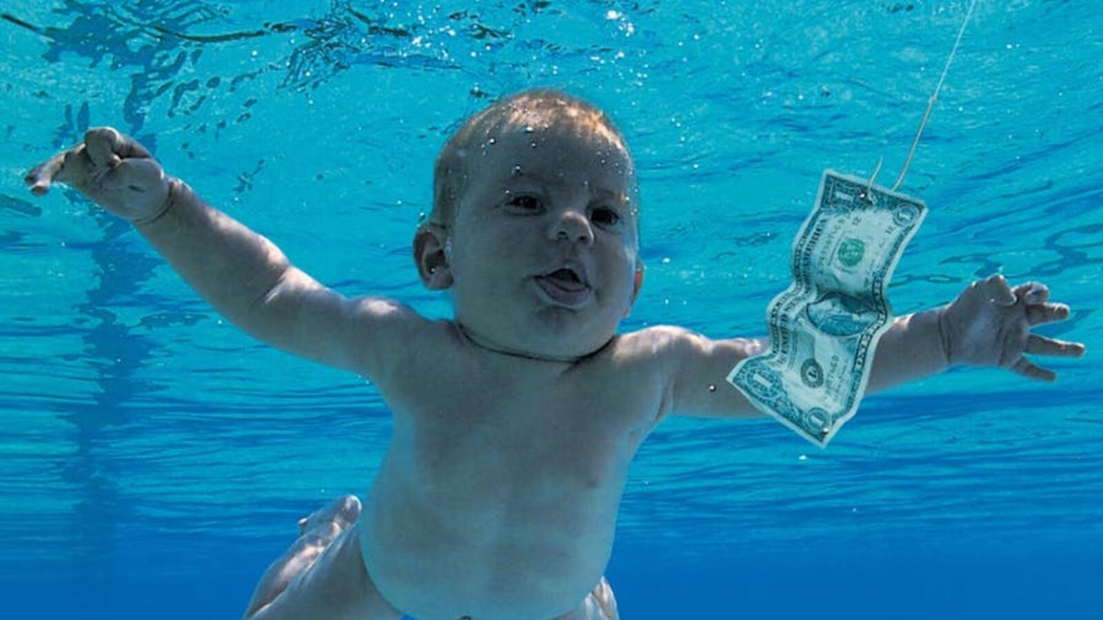 'Nevermind' Baby Wants Naked Image Removed From 30th Anniversary Reissue