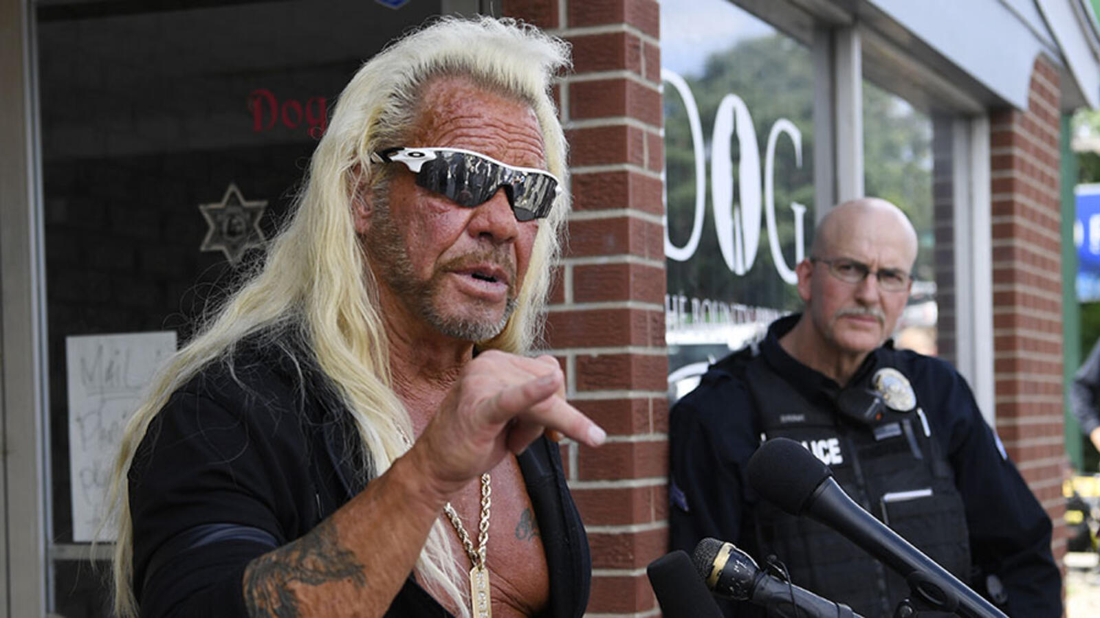 Dog The Bounty Hunter Joins Manhunt For Brian Laundrie