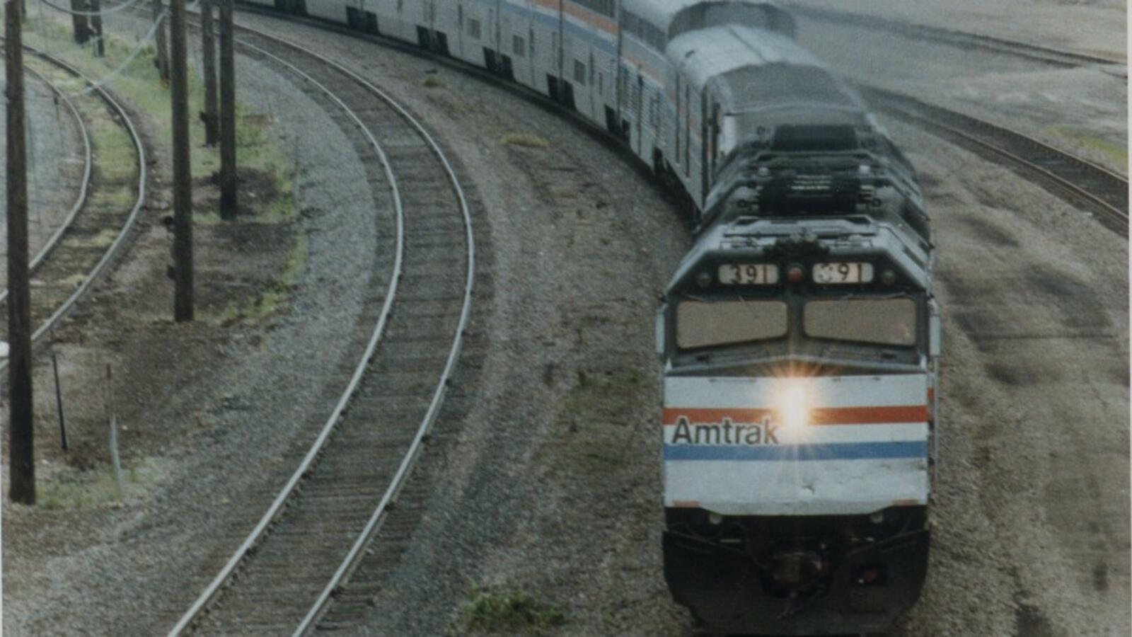 Multiple People Killed In Amtrak Train Derailment