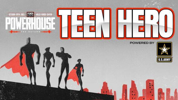 Nominate a Powerhouse 2021 Teen Hero!