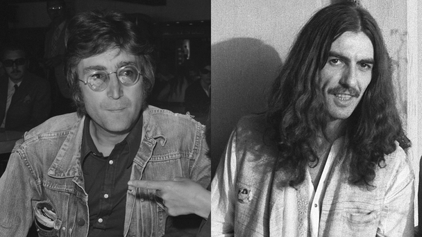 John Lennon Lamented 'Wound' That Caused George Harrison To Quit Beatles