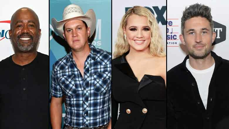 Country Stars Reveal Their Favorite Fall Foods