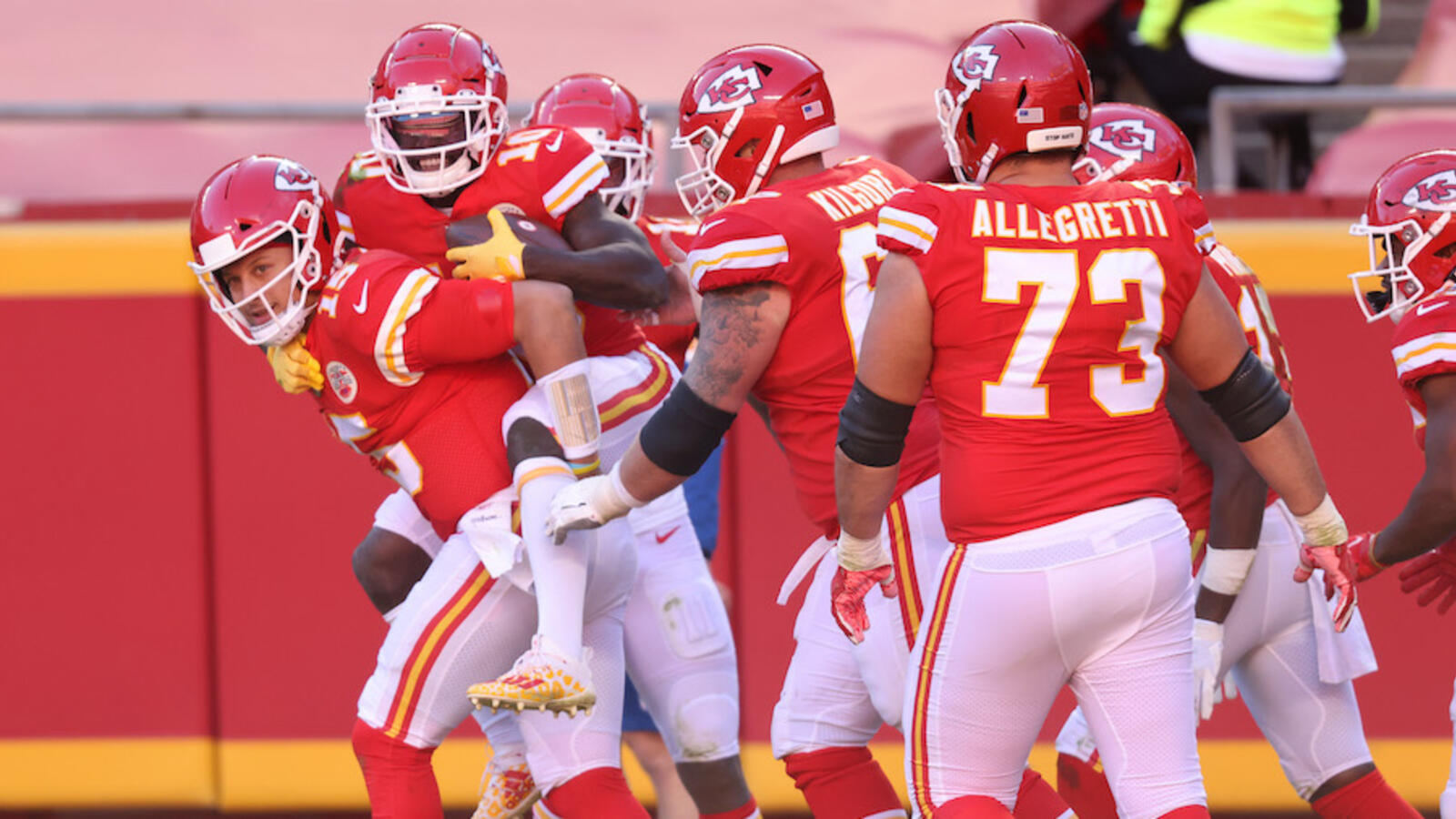 The Kansas City Chiefs Just Added Yet Another Offensive Star
