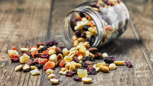 Trail Mix, Cashews Sold In Tennessee Voluntarily Recalled Due To Glass