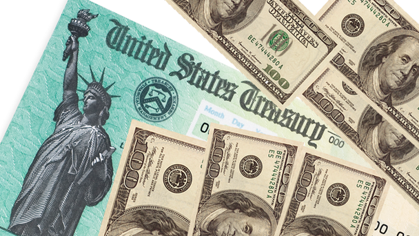 NUEVO CHEQUE de estímulo por $600 será enviado a millones de trabajadores