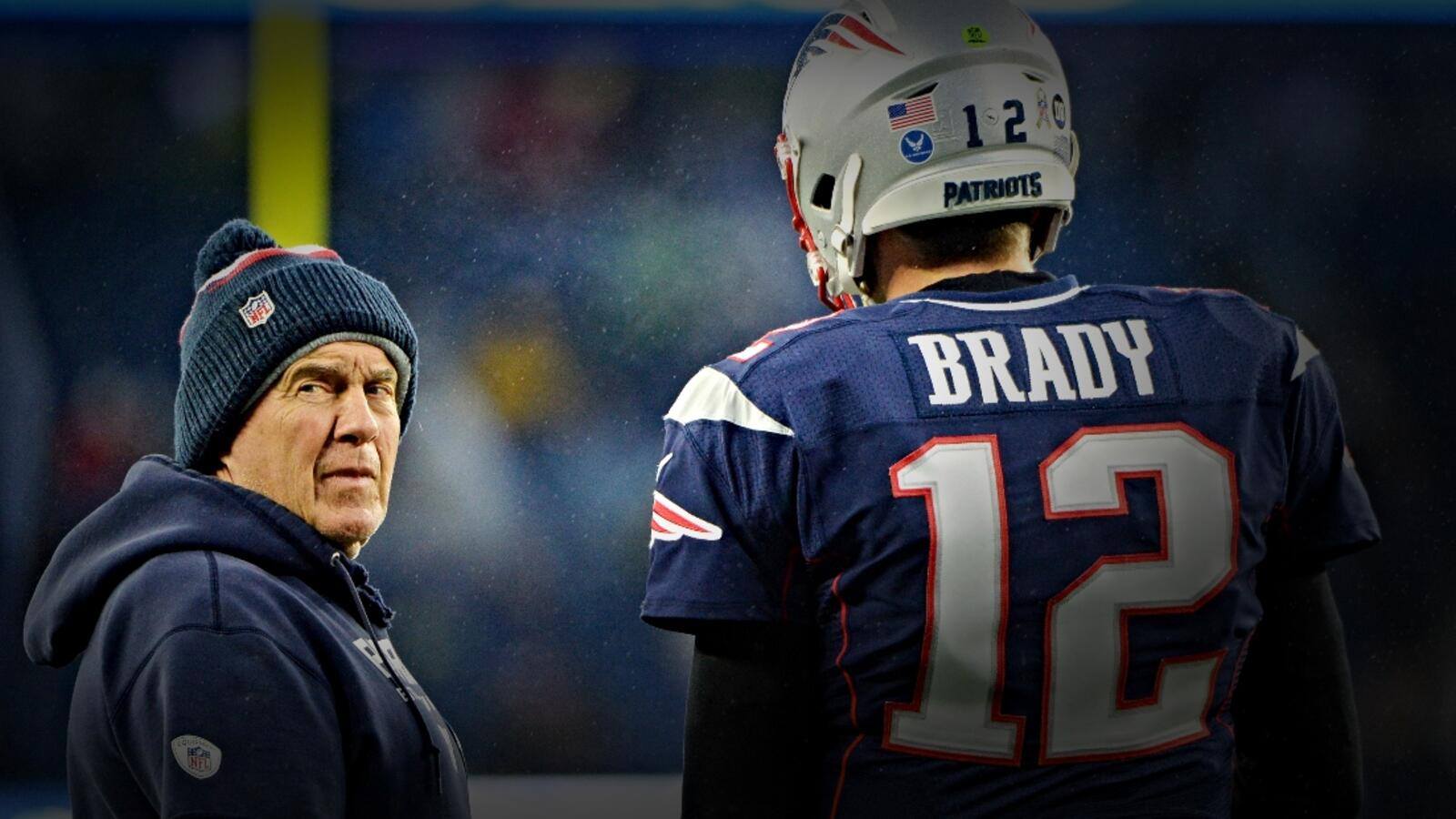 Why Bill Belichick's Entire Legacy is at Stake in Bucs vs. Patriots Game