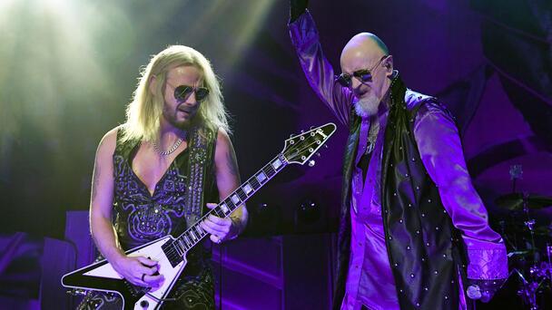 Judas Priest Guitarist Richie Faulkner Hospitalized For 'Major' Heart Issue