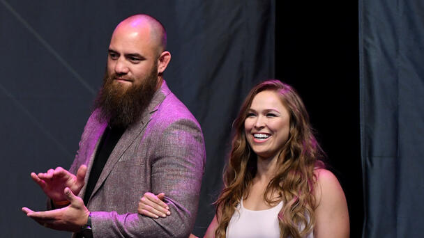 Ronda Rousey Announces Birth Of First Child