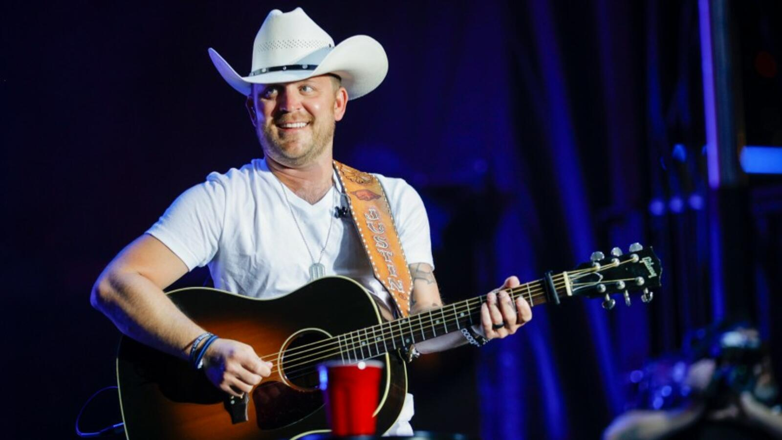 Justin Moore Says His Upcoming Single 'Speaks To Guys Like Him'