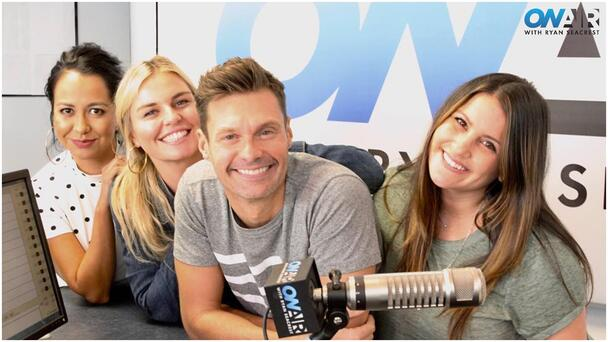 Ryan Seacrest Celebrates Another 3 Years With iHeartMedia! Watch