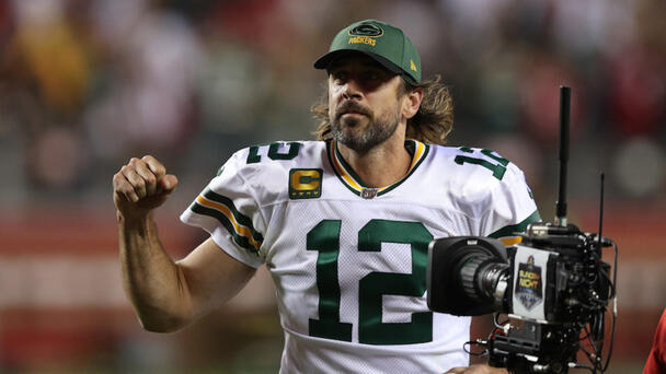 Watch: Aaron Rodgers' Pittsburgh Comments Should Excite Steelers Fans
