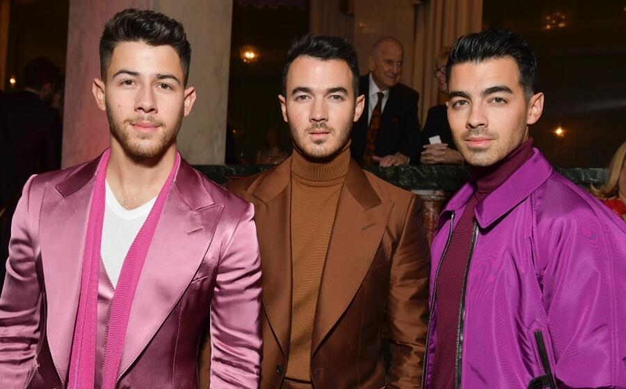 The Jonas Brothers Are 'Who's In Your Head' In New Music Video